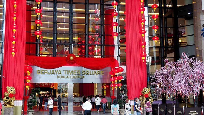 آشنایی با بهترین مراکز خرید کوالالامپور