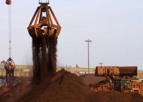نرخ سنگ آهن صادراتی ایران سقوط کرد