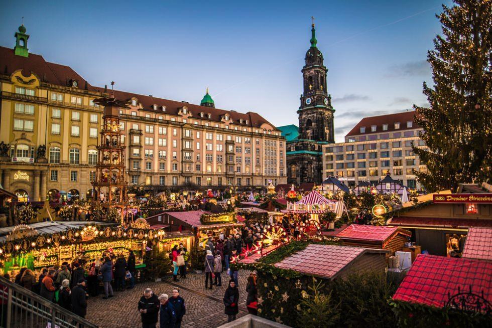 7 بازار جذاب کریسمس در آلمان