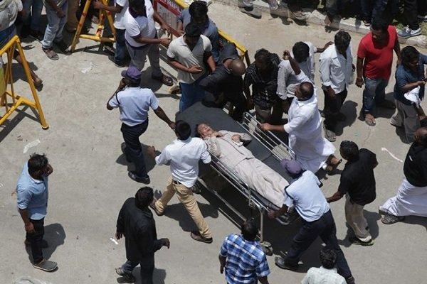 ازدحام تماشاچیان در ماداگاسکار 2 کشته و 38 زخمی درپی داشت