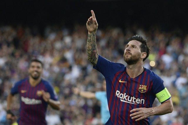 شروع لیگ قهرمانان اروپا با درخشش لئو مسی