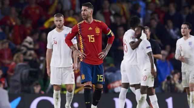 اولین شکست اسپانیا با انریکه رقم خورد