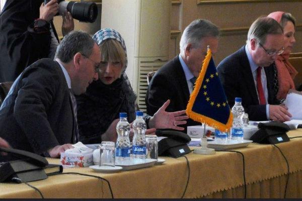 مقامات سه کشور اروپایی ساز و کار کانال مالی برجام را آنالیز کردند