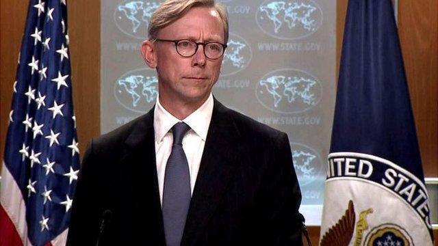 گزافه گویی جدید برایان هوک علیه ایران