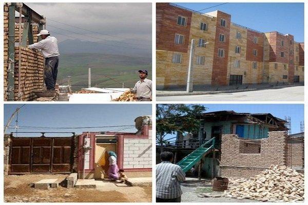 احداث 3200 واحد مسکونی در مناطق زلزله زده کرمانشاه