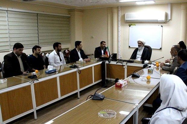 تخت هایسی سی یو بیمارستان سلمان فارسی بوشهر 50 درصد افزایش یافت