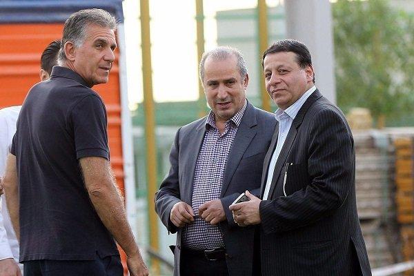 رئیس فدراسیون فوتبال به دنبال رفع کردن دغدغه اصلی تیم ملی