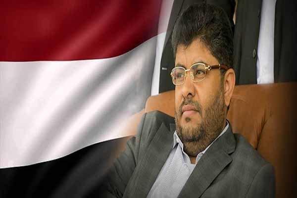 رئیس کمیته عالی انقلاب یمن اتهامات پمپئوعلیه نیروهای یمنی راردکرد