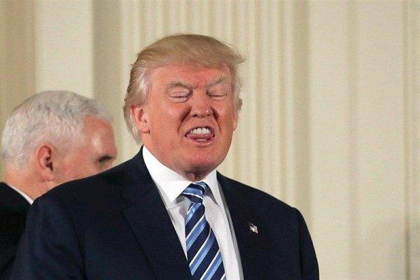 دونالد ترامپ تسلیم شد