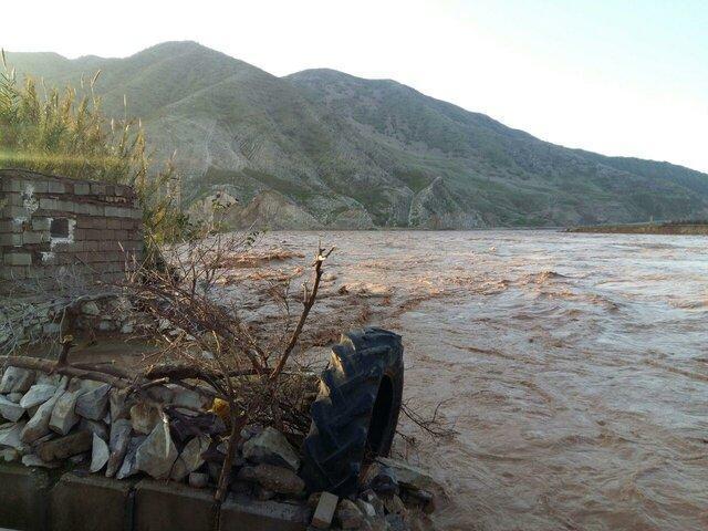 خسارت سیل به 4030 واحد مسکونی مرکز لرستان
