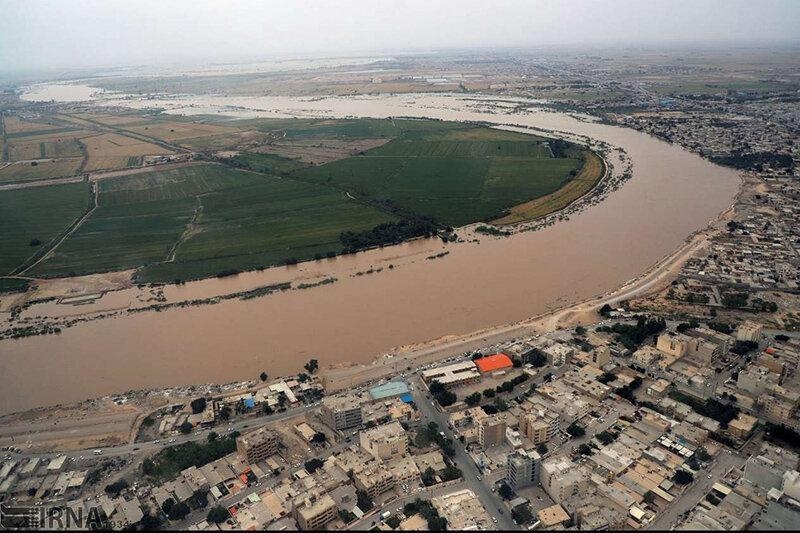 دستور تخلیه پنج منطقه شهر اهواز صادر شد ، ساکنان کیانشهر هم آماده باش باشند