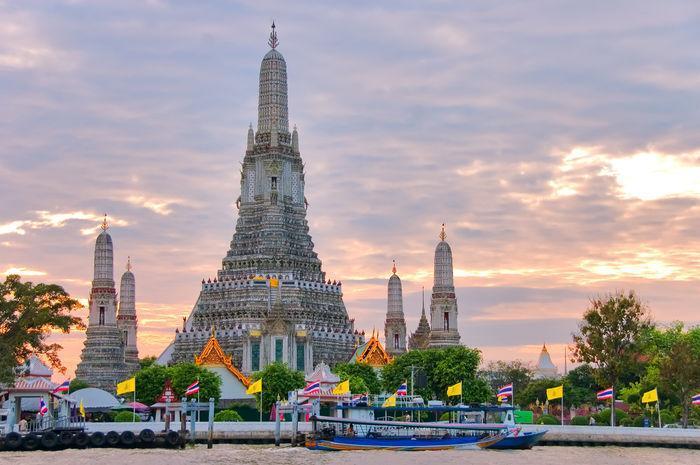 آشنایی با مهم ترین معابد تایلند