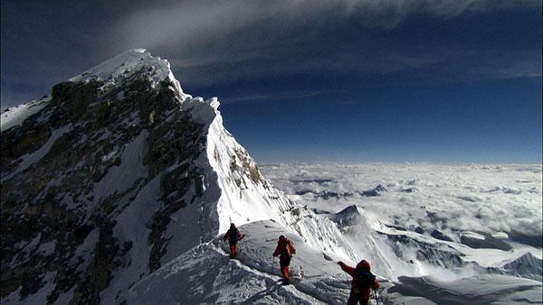 قله بهشت؛ حقایقی شگفت انگیز درباره اورست