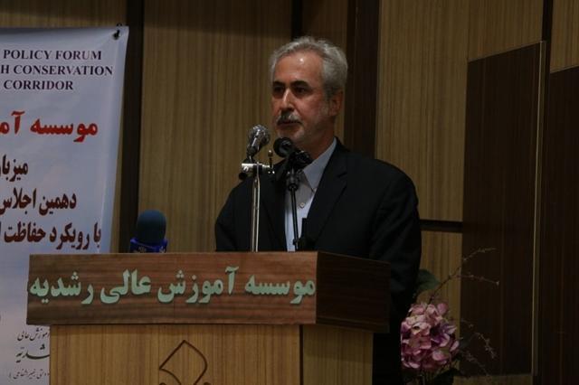 افتتاح دهمین اجلاس بین المللی رشد و توسعه شهری با رویکرد حفاظت از بافت های تاریخی در حوزه اوراسیا در آذربایجان شرقی