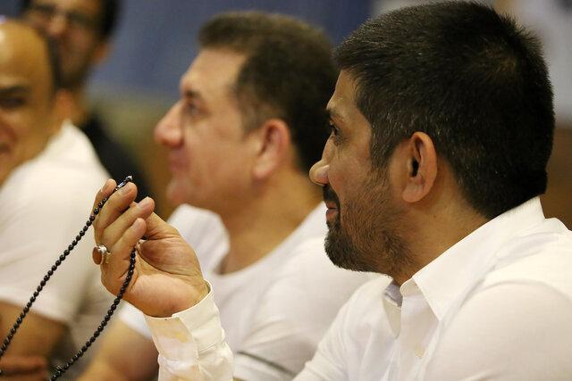 دبیر خطاب به کشتی گیران: هر گلایه ای دارید به وزیر بگویید، محمدی: باشد برای بعد از جهانی