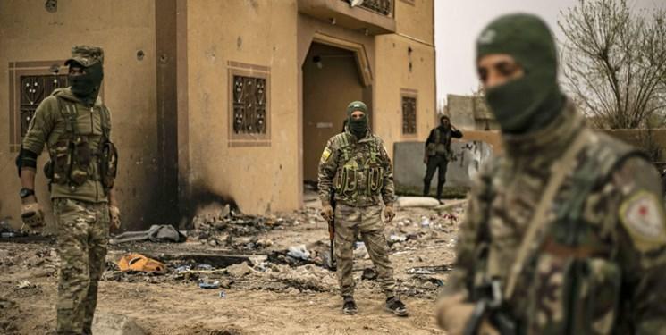 ضرب و شتم کُردهای وابسته به آمریکا توسط عشایر شمال شرق سوریه