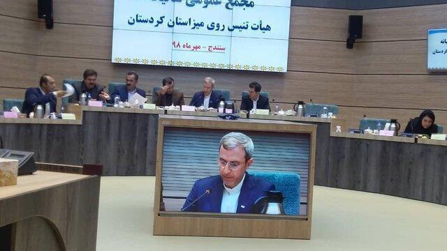 انتخاب داور بانو از ایران برای المپیک افتخار بزرگی است