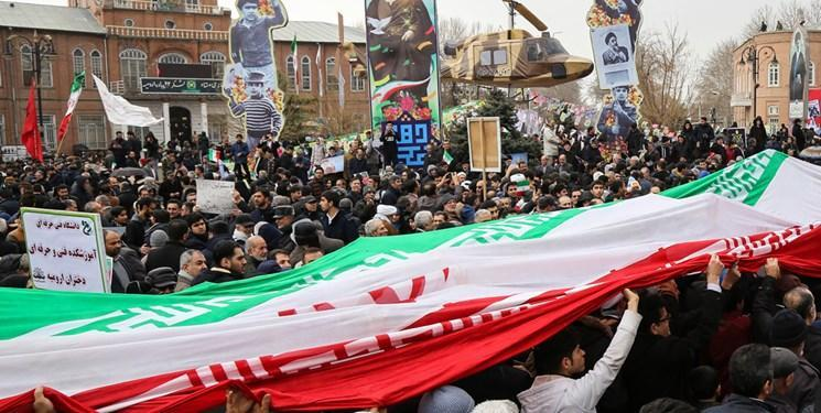 منتظر تغییر نظام ایران نباشید، قدرت تهران رو به افزایش است