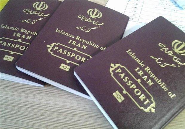صدور 19000 گذرنامه برای زائران اربعین در کرمانشاه
