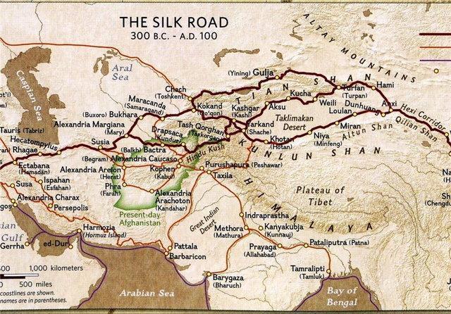 جاده ابریشم؛ توسعه تجارت در منطقه یا تسلط مالی چین