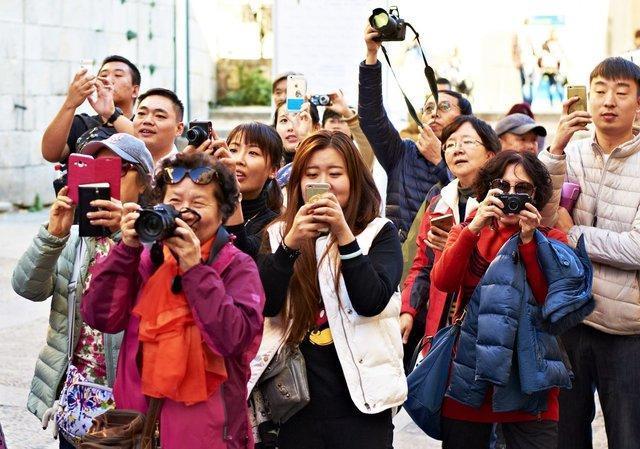 سفر 200 میلیون چینی در سال 2020