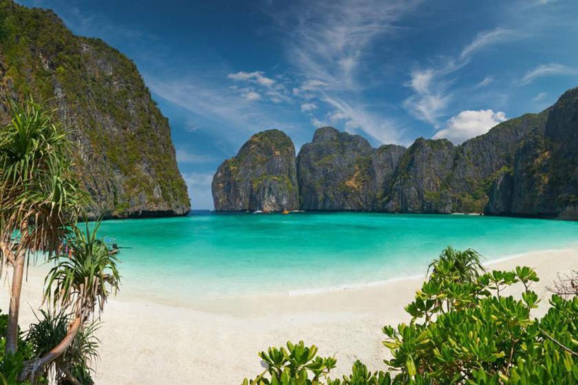 معروف ترین ساحل تایلند تا تاریخی نامعلوم بسته شد