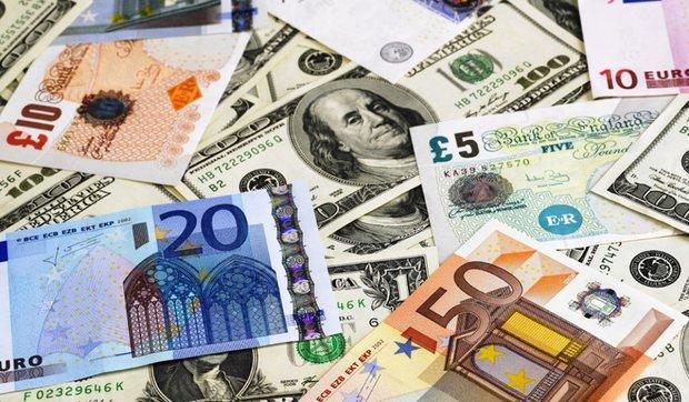 کاهش نرخ 27 ارز، ارزانی 389 ریالی یورو