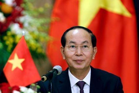 درگذشت رئیس جمهور ویتنام