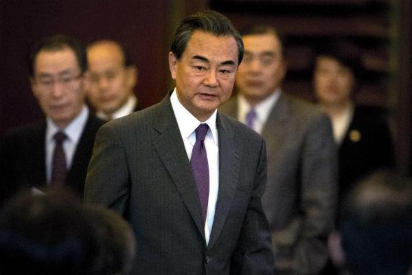 وزیر خارجه چین به کره جنوبی می رود