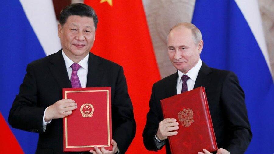روسای جمهوری چین و روسیه: با یکجانبه گرایی مبارزه می کنیم