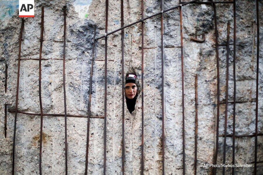 عکس روز: دیوار برلین؛ سی سال بعد