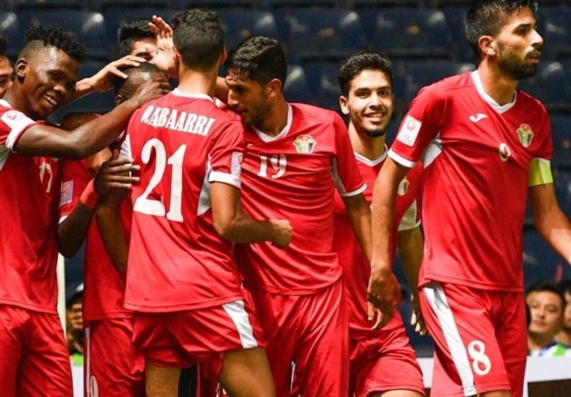 فوتبال انتخابی المپیک، رجحان اردن و توقف امارات مقابل ویتنام