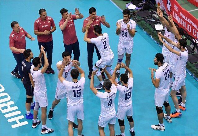 ضعف فدراسیون والیبال در تدارک بازی محبت آمیز برای تیم ملی