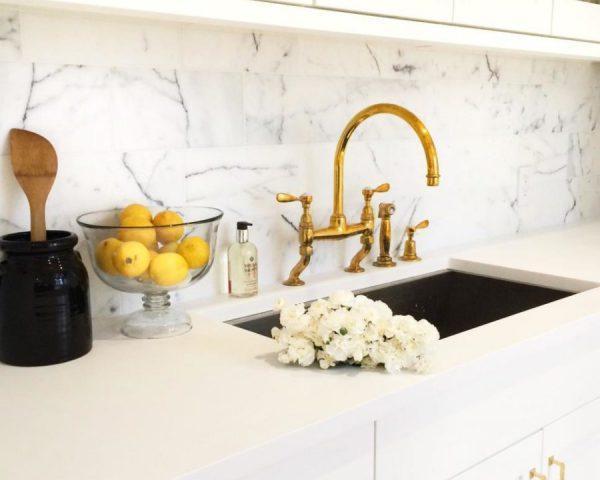 طراحی سینک آشپزخانه مدرن