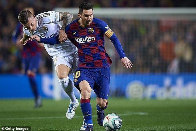 گزینه های روی میز مسی برای ترک بارسلونا