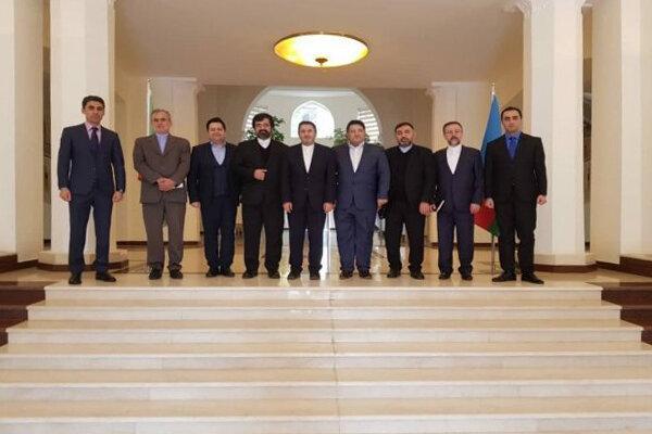 راه آهن پارس آباد به جمهوری آذربایجان توجیه مالی دارد