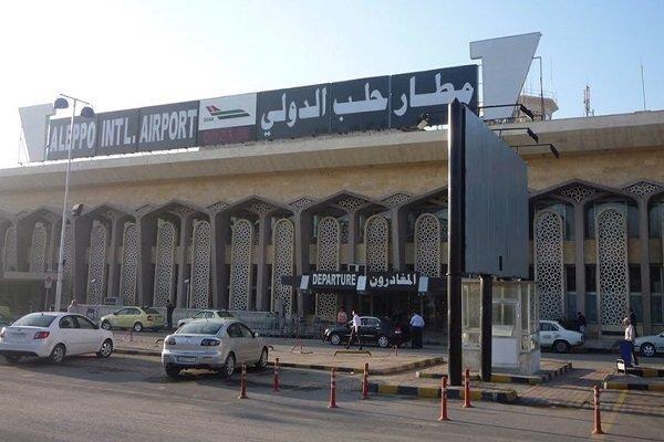 سفرهای هوایی از فرودگاه حلب به مقصد قاهره برقرار می گردد