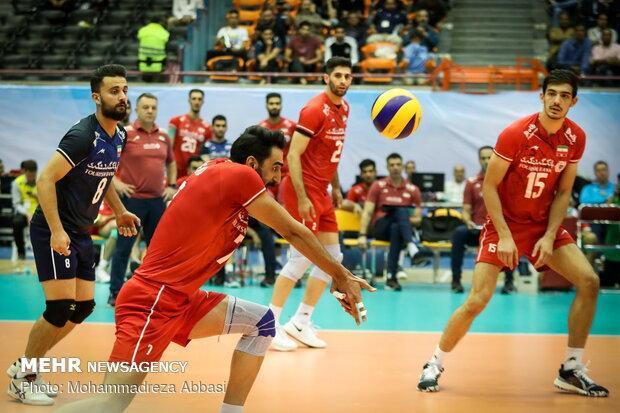 تیم ملی والیبال ایران حریفان المپیکی خود را شناخت