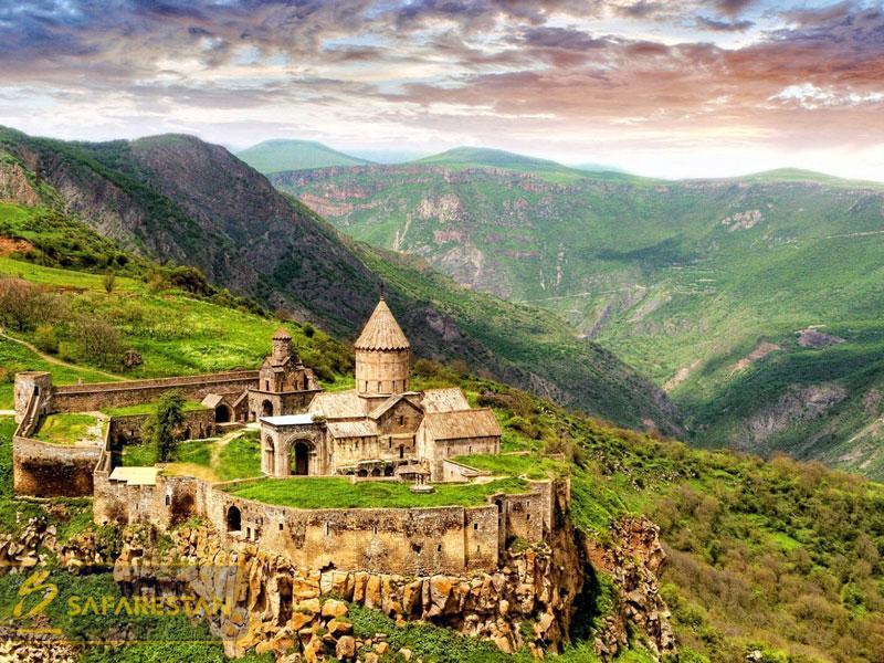 بلیط هواپیما به ارمنستان