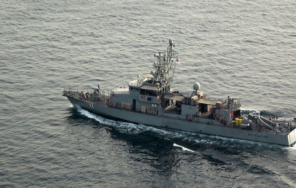 خبرنگاران شروع رزمایش مشترک دریایی امارات و آمریکا