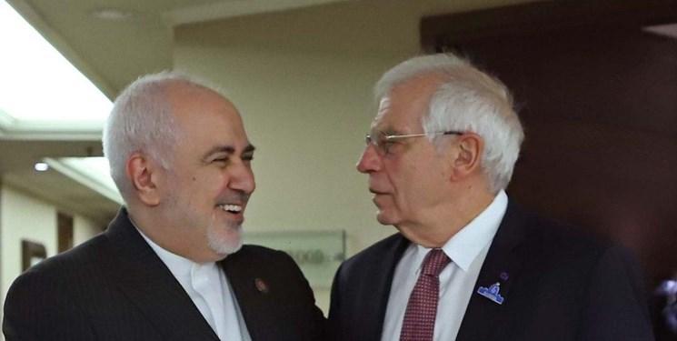 اعلام همبستگی مسئول سیاست خارجی اتحادیه اروپا با مردم ایران در پی شیوع کرونا