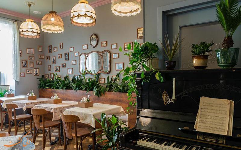 معرفی بهترین هتل های سنت پترزبورگ