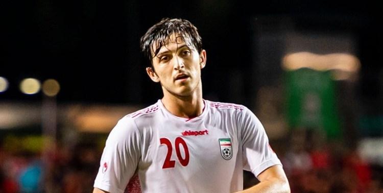 پسر طلایی فوتبال ایران می تواند به اورتون برود