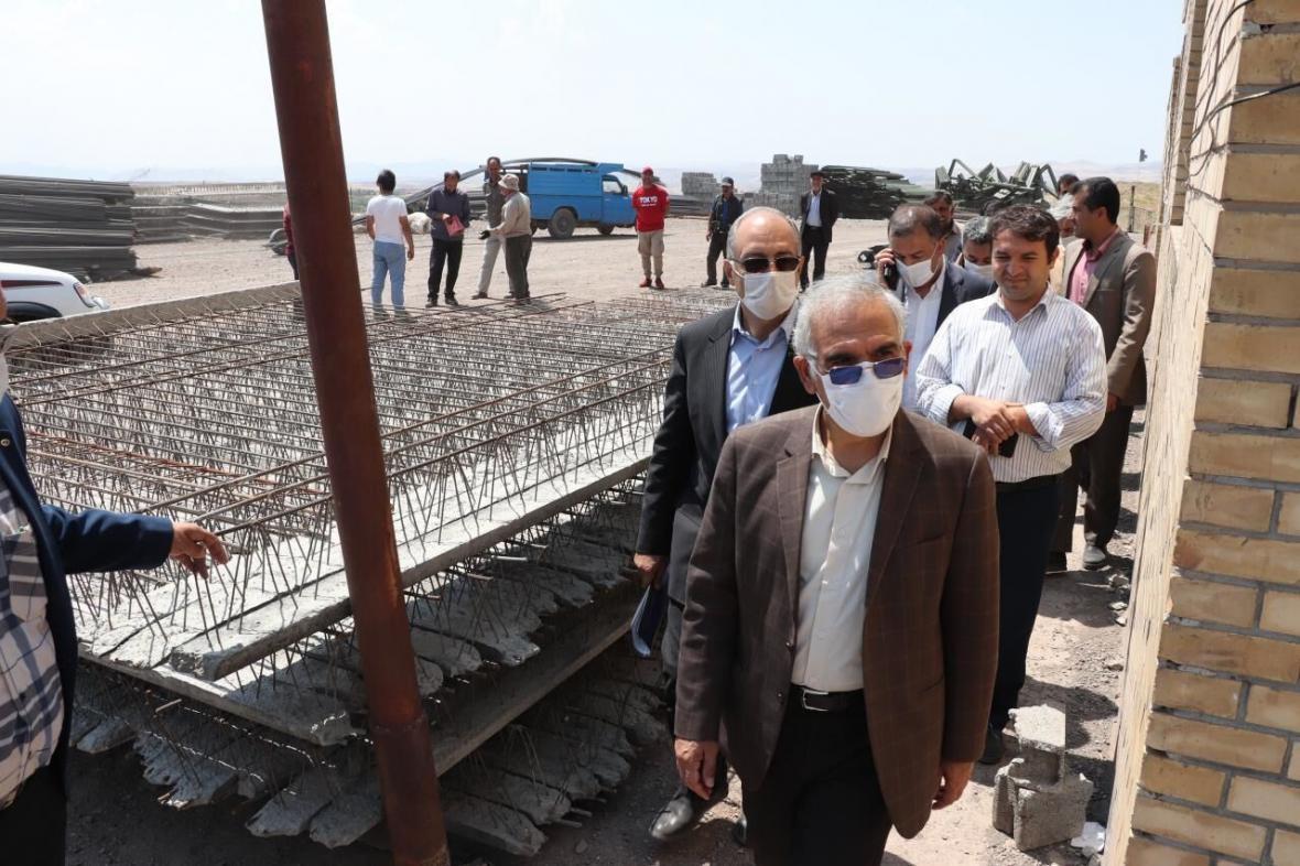 خبرنگاران 2 هزار واحد مسکن روستایی در میانه نیازمند بازسازی است