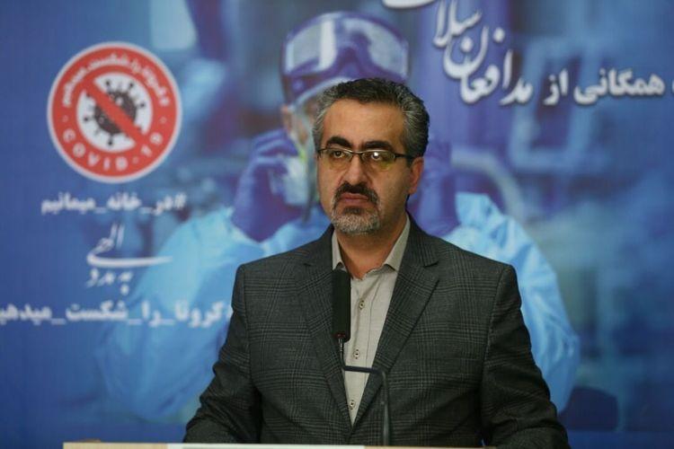کرونا جان 68 نفر دیگر را در ایران گرفت