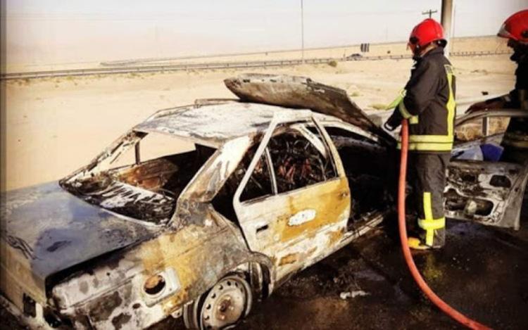 مرگ دلخراش سه تبعه غیرمجاز در صندوق عقب خودرو