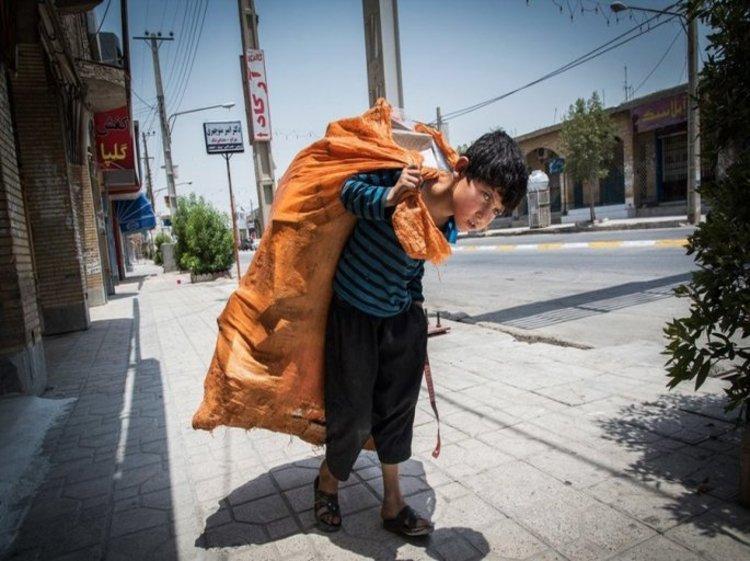 شهرداری: تهران 4000 کودک زباله گرد دارد!