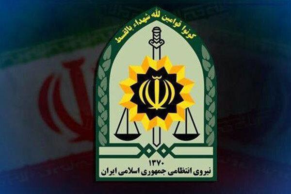 واکنش پلیس به فیلم قتل جوان رفسنجانی توسط اتباع بیگانه ، عامل انتشار کلیپ دستگیر شد