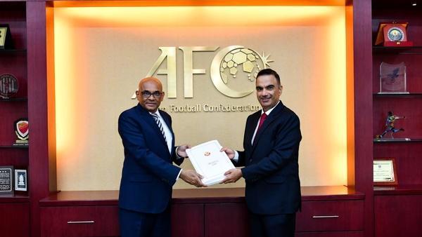 تحویل پیشنهاد رسمی میزبانی جام ملت های 2027 قطر به AFC
