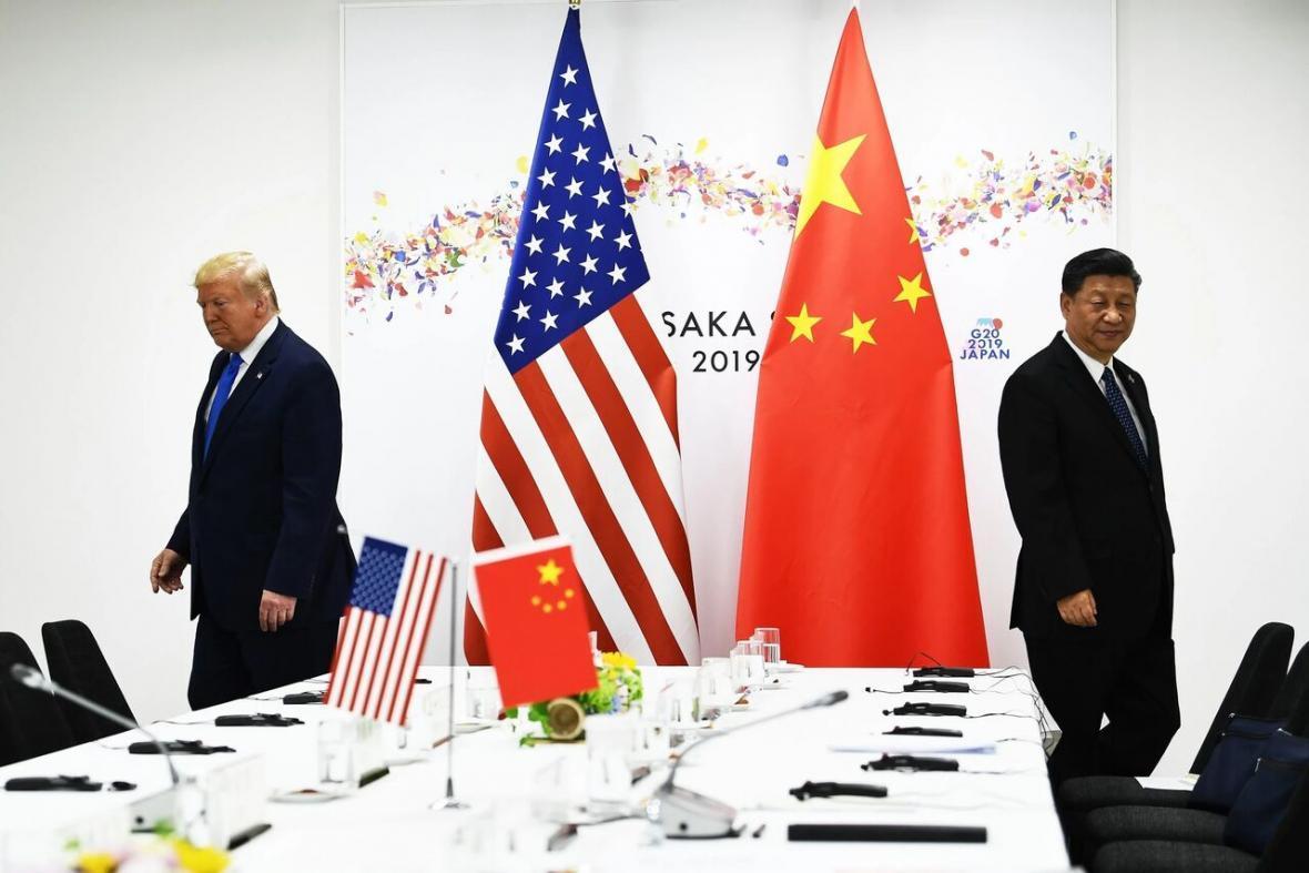 طلاق مالی در انتظار واشنگتن و پکن